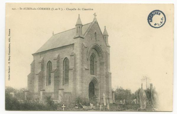 Crédits image : Chapelle du cimetière