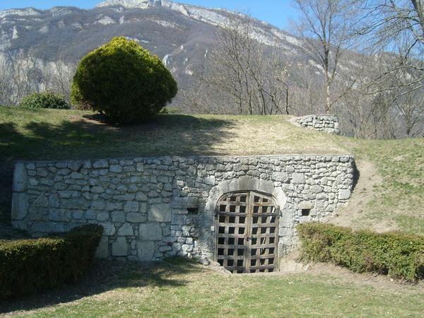 Journées du patrimoine 2017 - Visite découverte des vestiges de l'ancien Fort de Montmélian