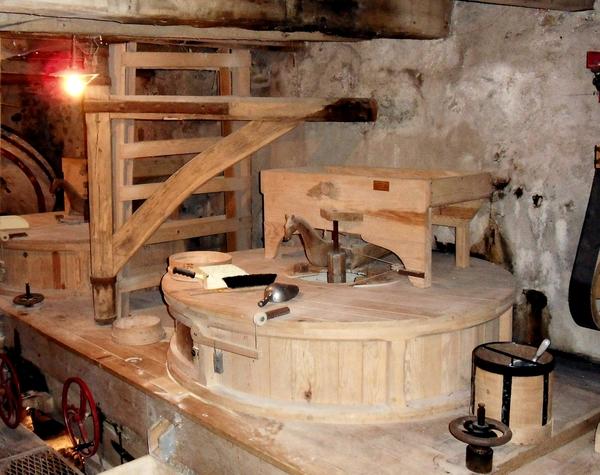 Journées du patrimoine 2017 - Visite guidée du moulin