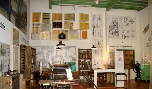Journées du patrimoine 2018 - Musée du Cartonnage et de l'Imprimerie - Visite libre