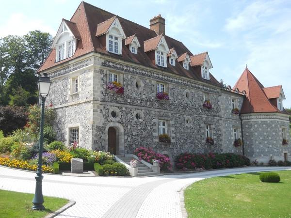 Journées du patrimoine 2017 - Visite libre du prieuré d'Acquenouville