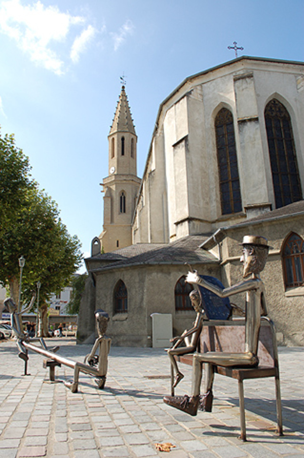 Crédits image : © Office du tourisme, Tarbes