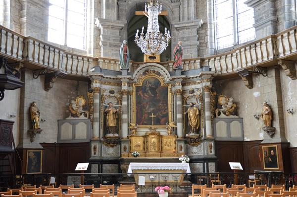 Journées du patrimoine 2018 - Chapelle Notre-Dame Libératrice avec présence régulière des Amis de Notre-Dame Libératrice