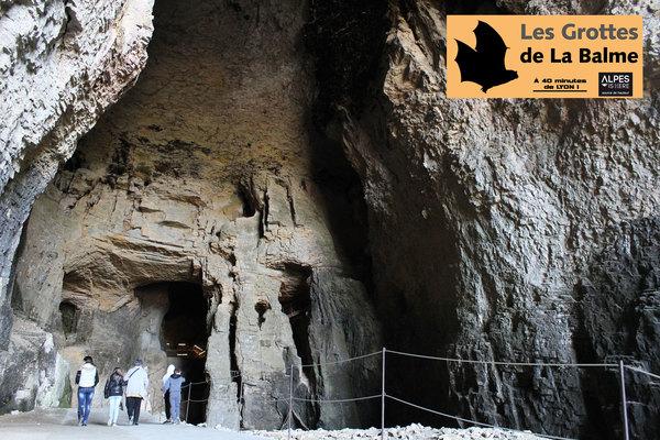 Crédits image : © Les grottes de la Balme