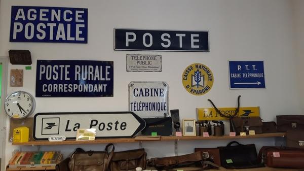 Crédits image : Musée de la Poste