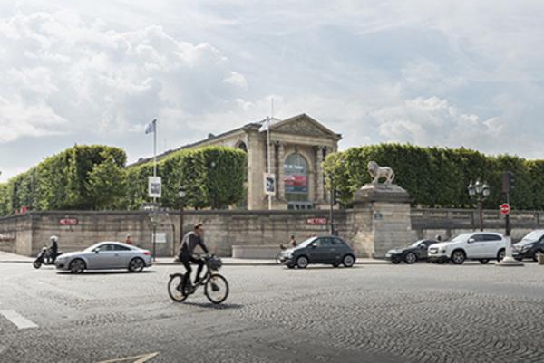 Nuit des musées 2019 -Jeu de Paume