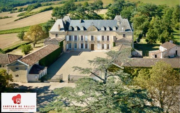 Crédits image : © Château de Salles