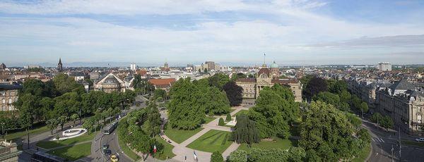 Crédits image : Luc Boegly / Ville et Eurométropole de Strasbourg