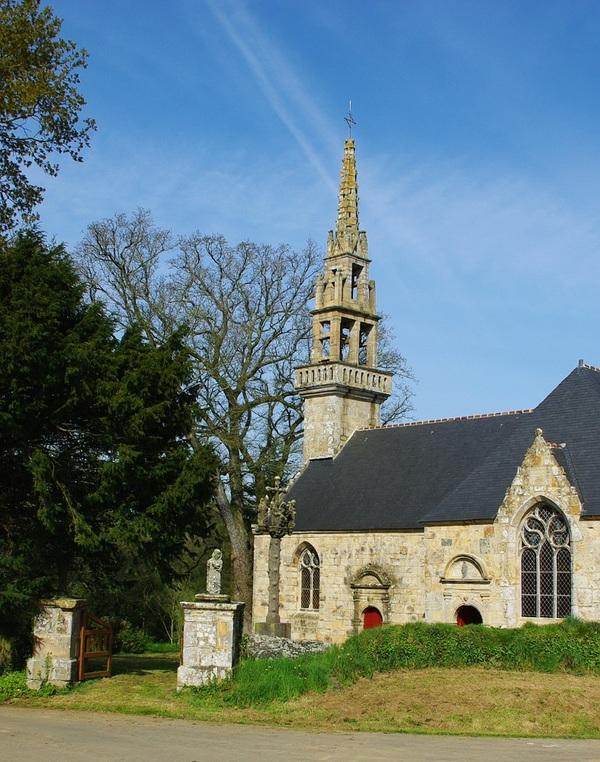 Crédits image : Chapelle de Trevarn - Saint Urbain
