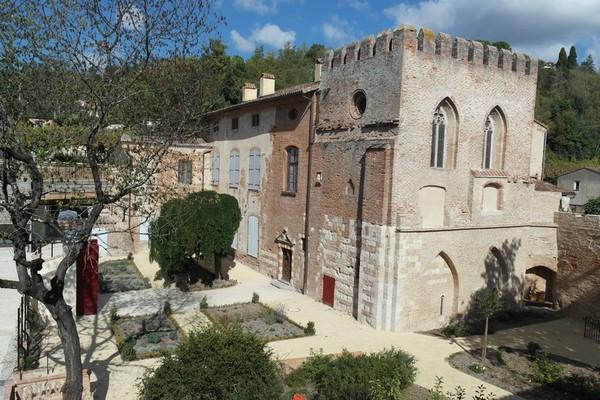 Journées du patrimoine 2017 - Visite de la tour de l'hôtellerie