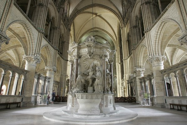 Crédits image : Ville de Reims-Basilique_St_Remi-0046