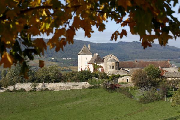 Journées du patrimoine 2017 - Chapelle des Moines de Berzé-la-Ville