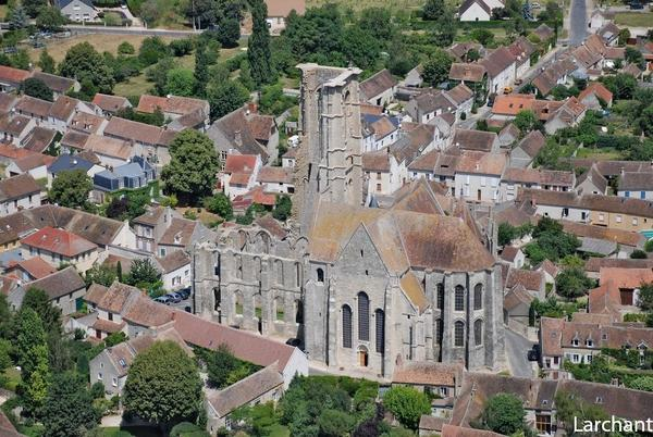 Journées du patrimoine 2018 - Visite libre de l'église Saint Mathurin de Larchant
