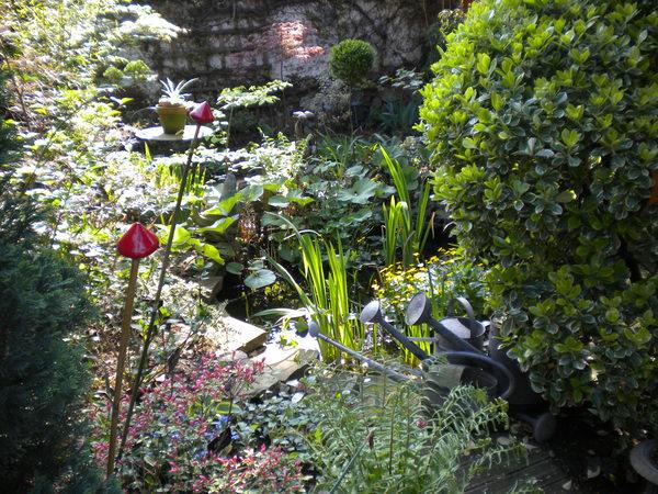Rendez Vous aux Jardins 2018 -Le jardin de Benoît