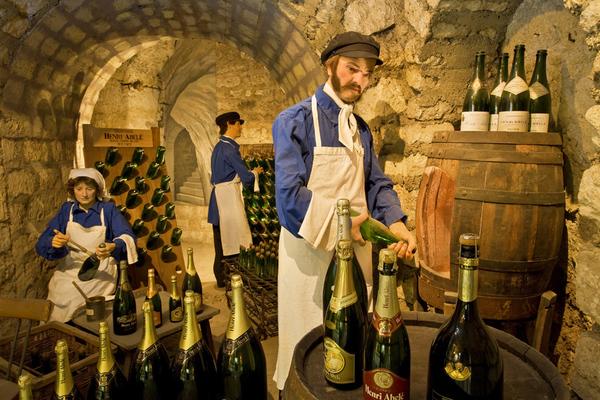 Journées du patrimoine 2018 - Visite libre au Musée du Vin de Paris