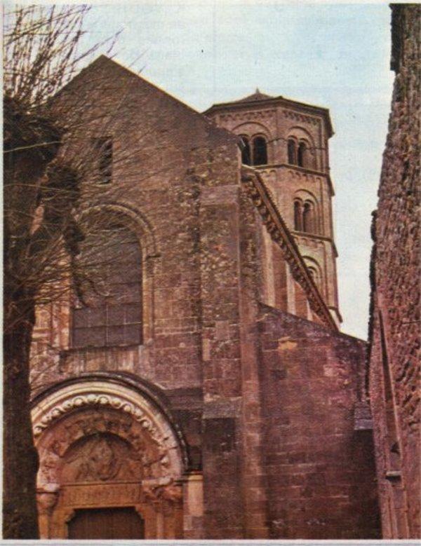 Journées du patrimoine 2017 - Visite commentée de l'église d'Anzy-le-Duc