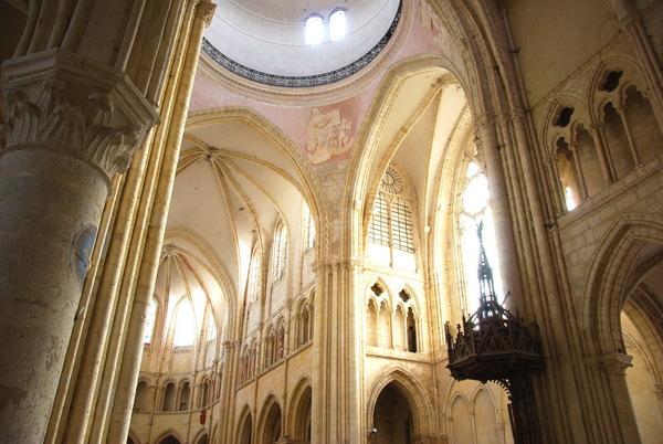 Journées du patrimoine 2017 - Visite libre de la collégiale Saint-Quiriace