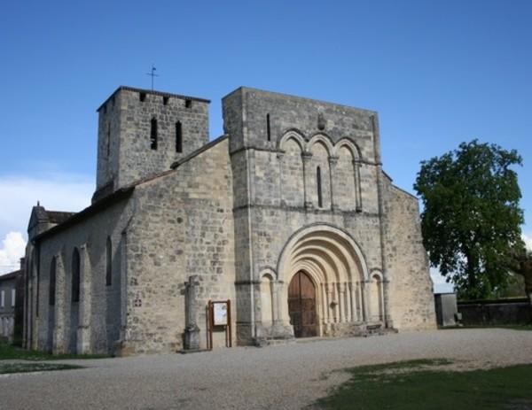 Journées du patrimoine 2018 - Visite de l'église Saint-Saturnin de Moulis