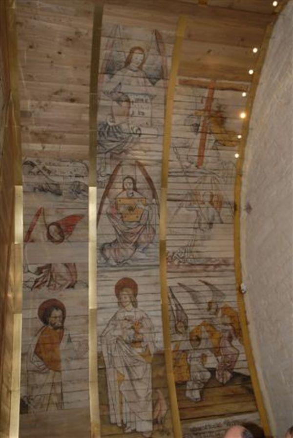 Journées du patrimoine 2017 - Chapelle Notre-Dame de Carmès