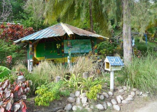 Rendez Vous aux Jardins 2018 -Amefrica-village (au village d'antan)