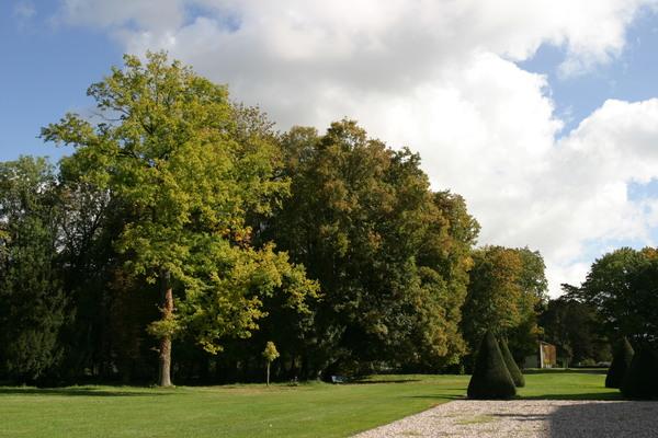 Rendez Vous aux Jardins 2018 -Château de Fléville