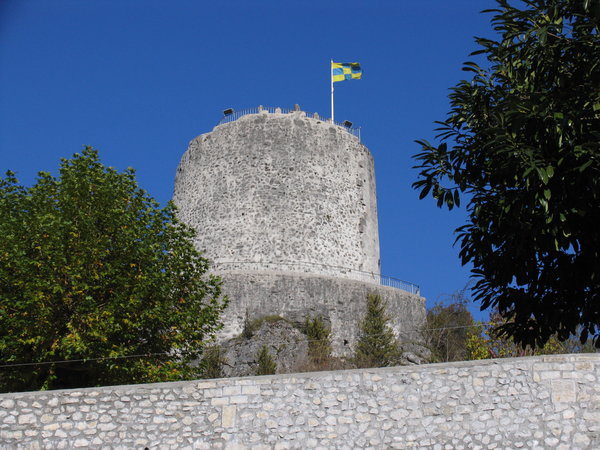 Journées du patrimoine 2018 - Visite libre de la tour des comtes de Genève.