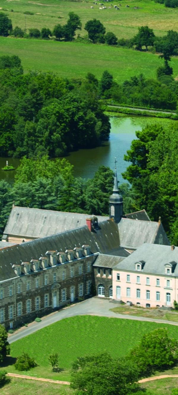 Journées du patrimoine 2017 - Visite de l'abbaye Notre-Dame de Melleray
