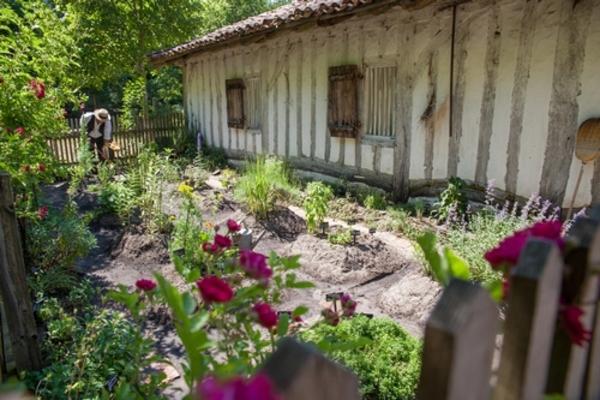 Rendez Vous aux Jardins 2018 -Écomusée de Marquèze