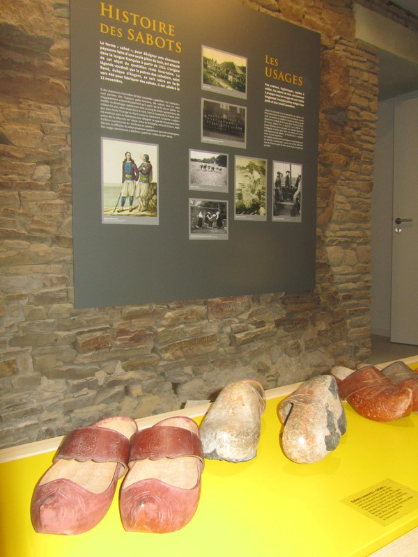 Journées du patrimoine 2020 - Visite de la Maison du Sabot