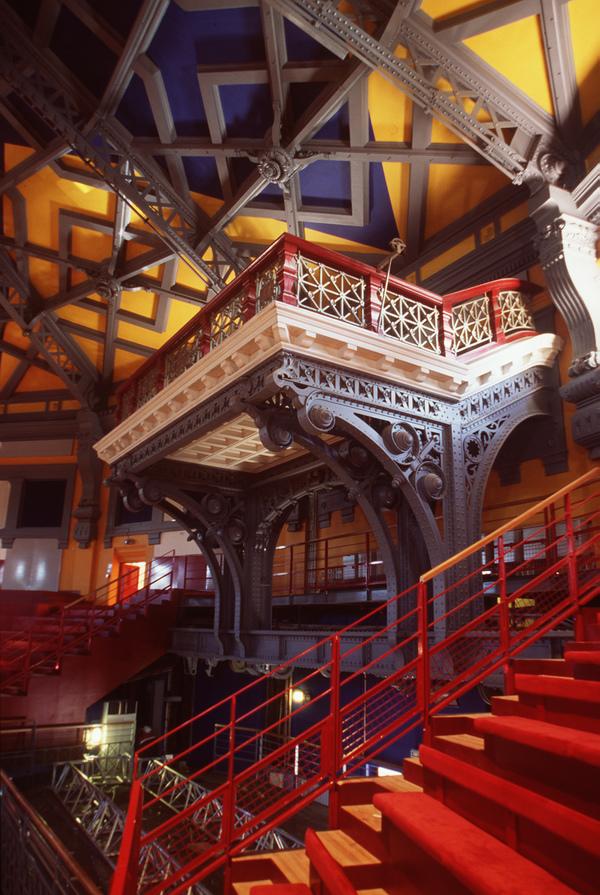 Journées du patrimoine 2020 - En piste ! Le Cirque Jules Verne dans son quartier : parcours guidé