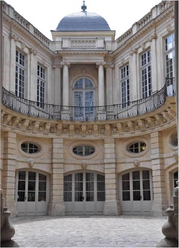 Journées du patrimoine 2020 - ANNULÉ - Visite commentée de l'Hôtel de Beauvais
