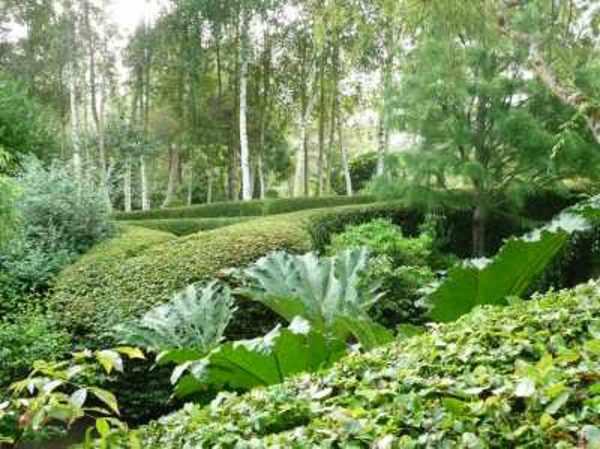 Journées du patrimoine 2017 - Jardin d'atmosphères du Petit-Bordeaux