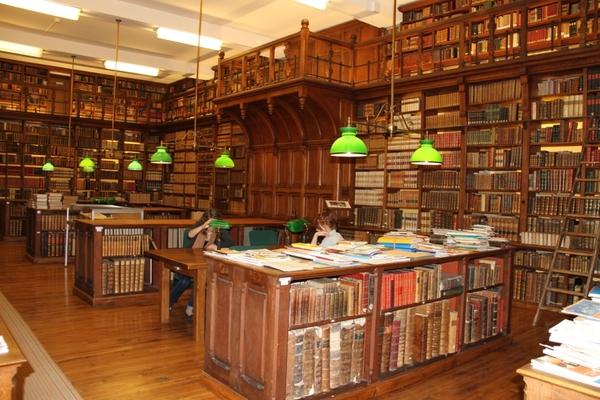 Journées du patrimoine 2017 - Découverte de la bibliothèque diocésaine Gustave Bardy