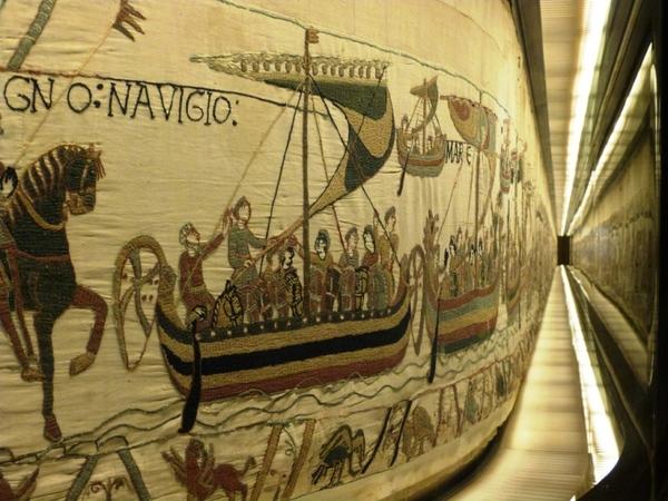 Nuit des musées 2018 -Musée de la tapisserie de Bayeux