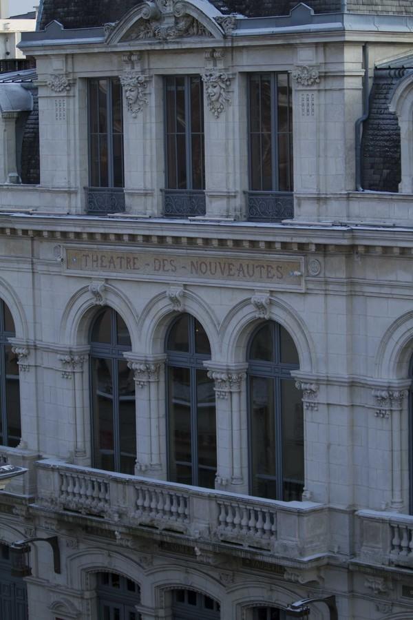 Journées du patrimoine 2017 - Visite guidée du théâtre municipal Les Nouveautés