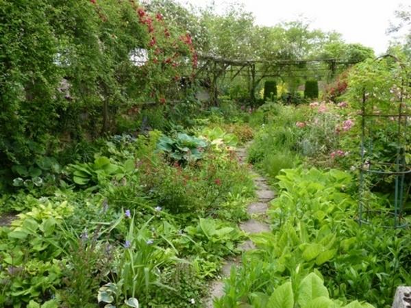 Rendez Vous aux Jardins 2018 -Le Jardin à Quatre Mains