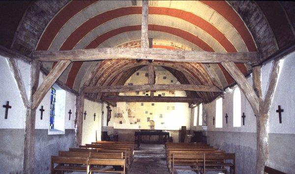 Journées du patrimoine 2018 - Visite guidée de l'église Saint-Jacques de Compostelle