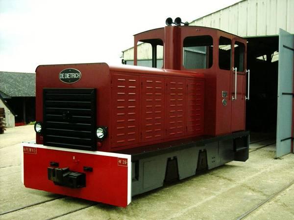 Journées du patrimoine 2018 - Transvap, chemin de fer touristique de la Sarthe