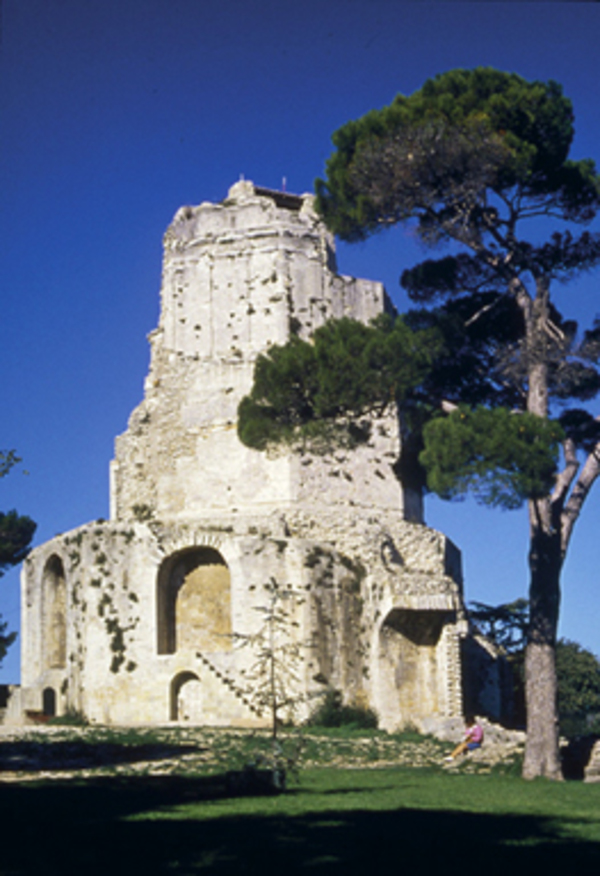 Journées du patrimoine 2017 - Tour Magne
