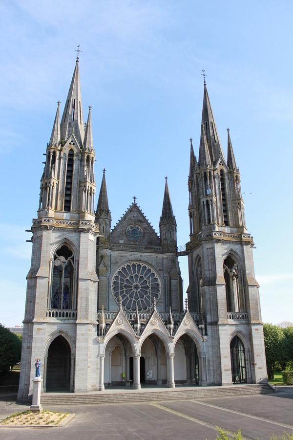 Journées du patrimoine 2018 - Visite du Sanctuaire de Pontmain