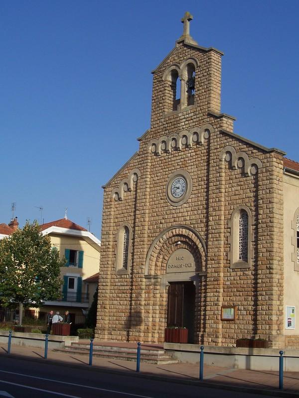 Journées du patrimoine 2017 - Visite de l'Eglise du Sacré Coeur