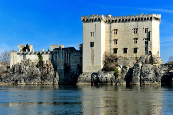 Journées du patrimoine 2017 - Découverte du château de Tarascon