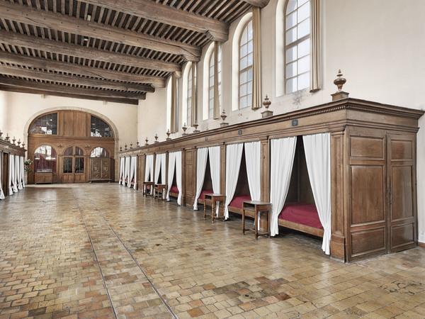 Journées du patrimoine 2017 - Visite guidée de l'Hôtel-Dieu de Seurre