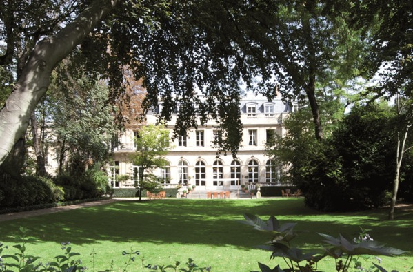 Journées du patrimoine 2020 - Visite de l'Hôtel de Clermont