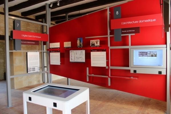 Bastideum, centre d'interprétation d'architecture et du patrimoine