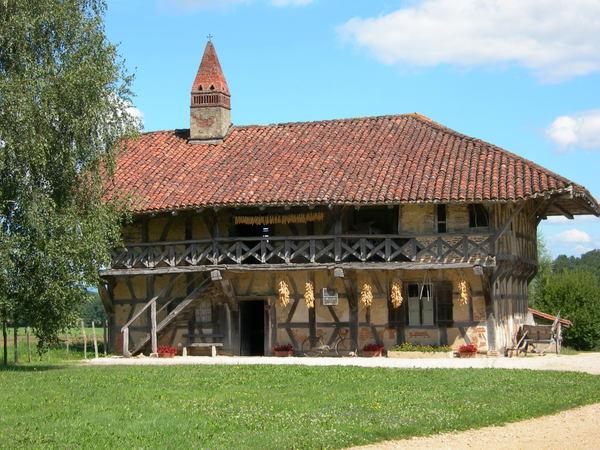 Journées du patrimoine 2017 - Visite de la Ferme-musée de la Forêt