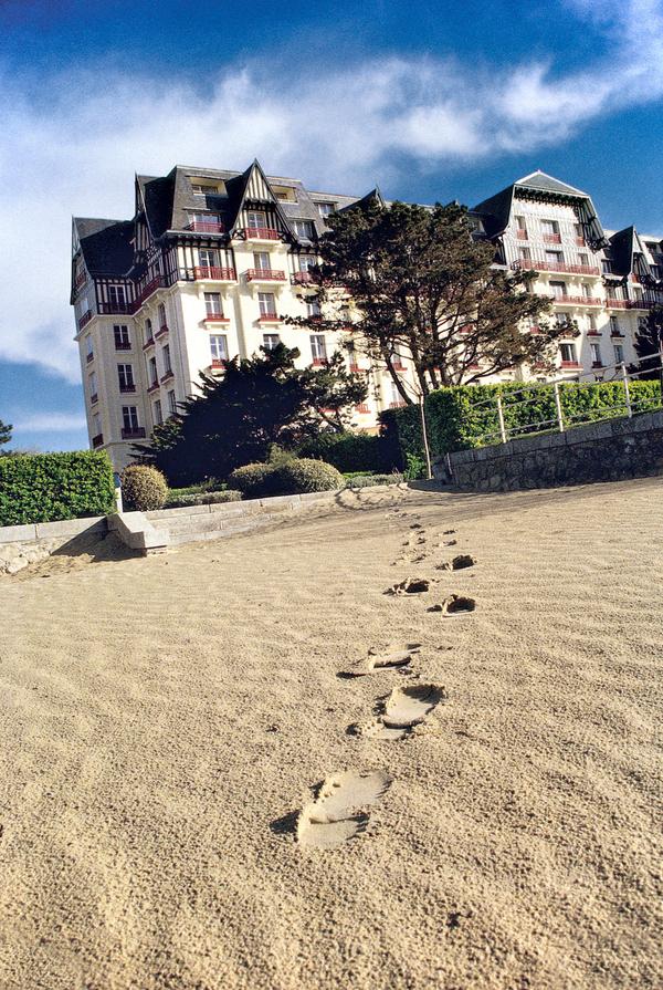 Journées du patrimoine 2020 - Annulé | Exposition histoire de l'Hotel Hermitage Barriere la Baule
