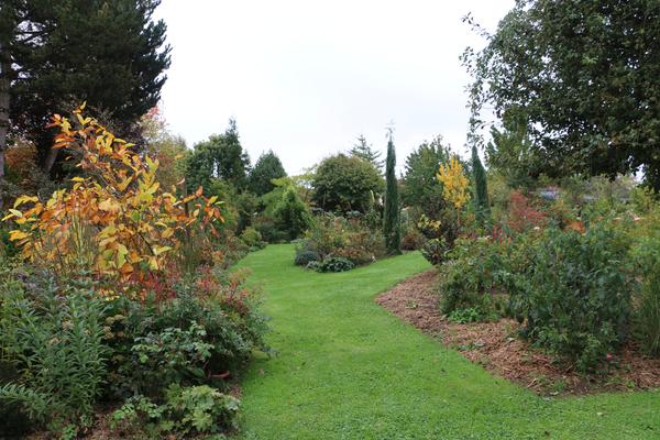 Rendez Vous aux Jardins 2018 -Reflets de jardin