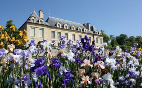 Journées du patrimoine 2018 - Nouveau parcours immersif du Château d'Auvers-sur-Oise :