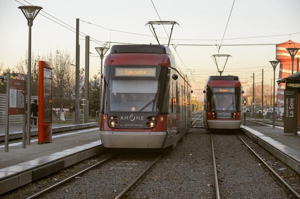 Journées du patrimoine 2017 - Découverte des coulisses du tram Rhônexpress